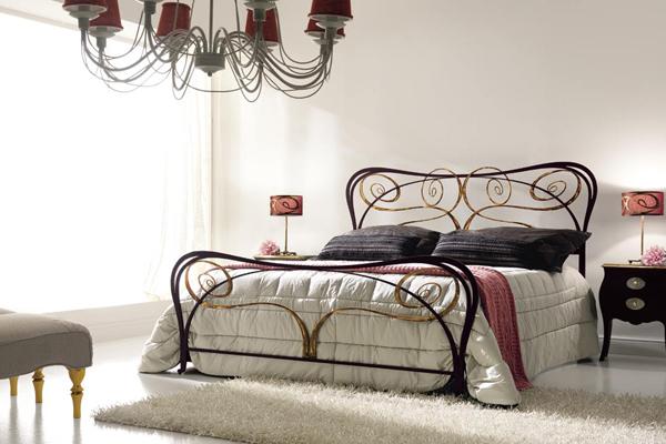 Ковка кровати