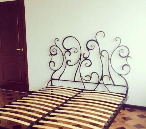 Кровать, итальянский эскиз