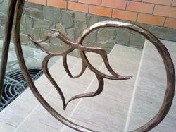 Кованые ограждения, художественная ковка