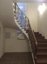 Кованые балясины для лестницы в дом