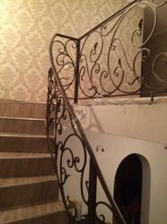 """Ограждения лестницы """"Классические"""""""