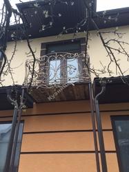 Эксклюзивный кованый балкон