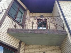 """Кваный балкон с """"Лозой"""""""