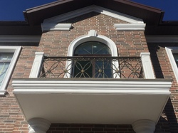 Перила для балкона