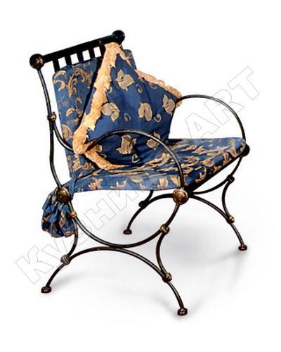 Кованый стул ручной работы