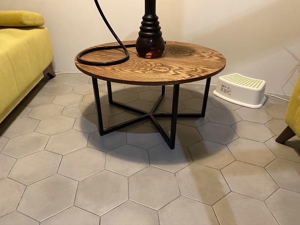 Кальянный столик в стиле лофт