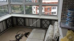Кованые перегородки в квартиру