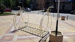 Велопарковка для ресторана